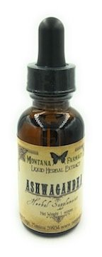 Ashwagandha Withania somnifera Natural Extract  Tincture