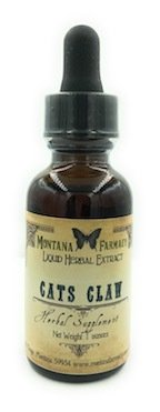 Cats Claw Herbal Extract Tincture