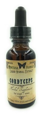 Cordyceps  Herbal  Extract Tincture