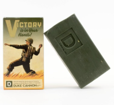Big Ass Brick of Soap-WWII Victory Limited Edition