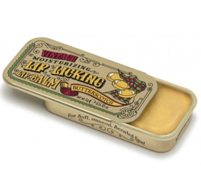Butterscotch Retro Sliding Lip Tin just like in the 80's !