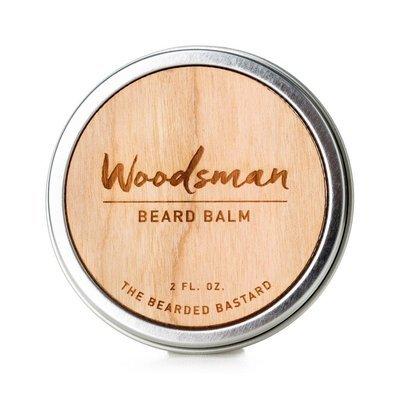 The Bearded Bastard - Woodsman Beard Balm