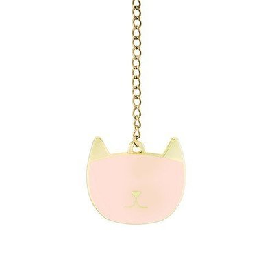 Pinky Up - Charmed Pink Cat Charm and Tea Ball by Pinky Up®
