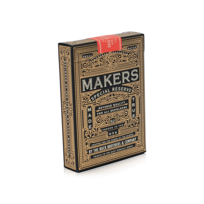 Art of Play - Makers: Blacksmith Ed. Luxury Playing Cards