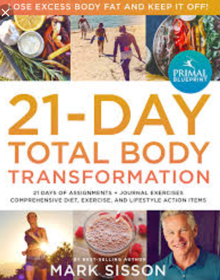 21 - Day Total Body Transformation by Mark Sisson