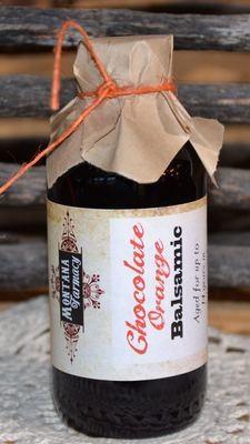 Chocolate Orange Balsamic Vinegar aged 17 years