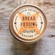 Four Points Trading Co  - Bread Pudding 4 oz Soy Candle