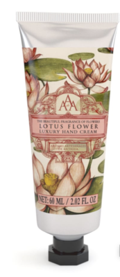 AAA Luxury Hand Cream— Lotus Flower