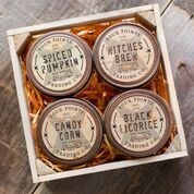 Four Points Trading Co  - Trick or Treat 4 oz Candle Set