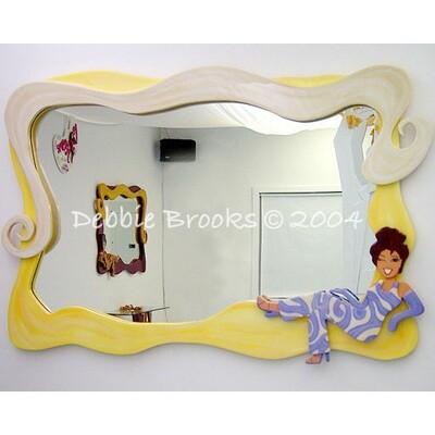 Diva Mirror Pastel