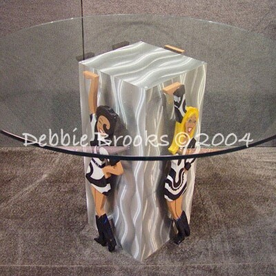 Diva Pedestal Deco