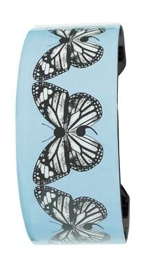 Wide Cuff - Butterfly