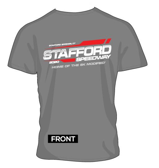 2020 Stafford Tee - Grey