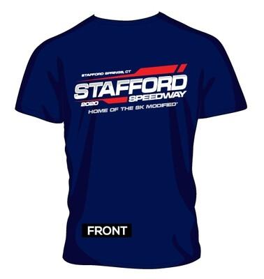 2020 Stafford Tee - Navy