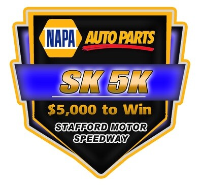 General Admission Ticket - NAPA SK 5K - Saturday, August 8th