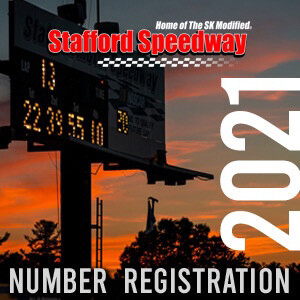 2021 Number Registration