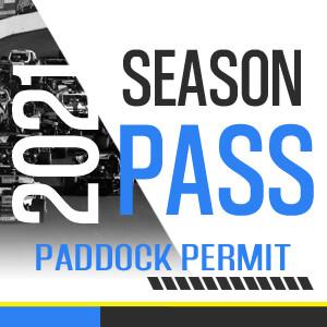 2021 Season Pass - Paddock Permit