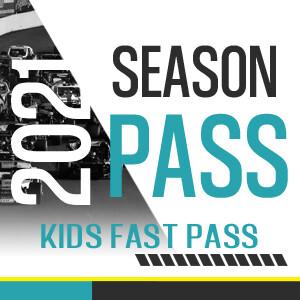 2021 Season Pass - Kids Fast Pass