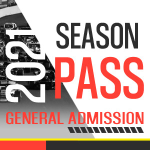 2021 Season Pass - General Admission