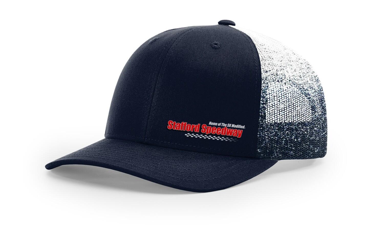 Navy Fresh Fade Hat