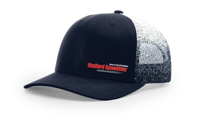 Navy Fresh Fade Hat