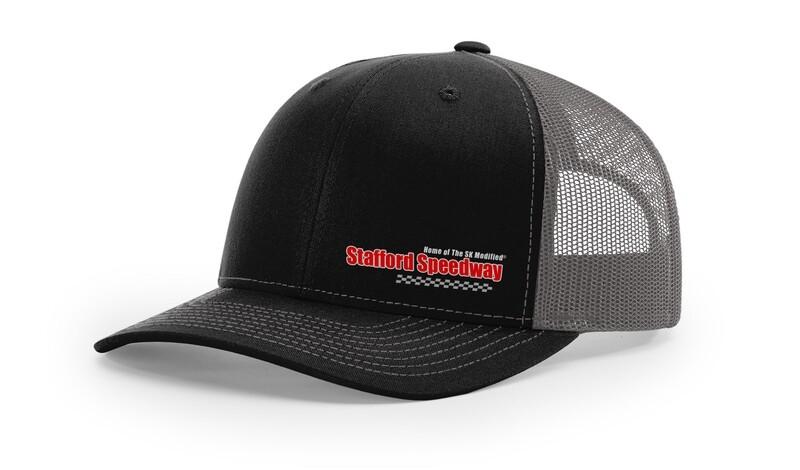 Charcoal Mesh Hat