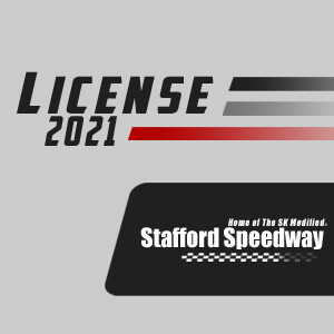 2021 Stafford Speedway Competition License