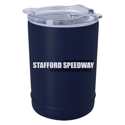 Stafford Speedway Tumbler & Insulated Koozie