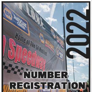 2022 Number Registration