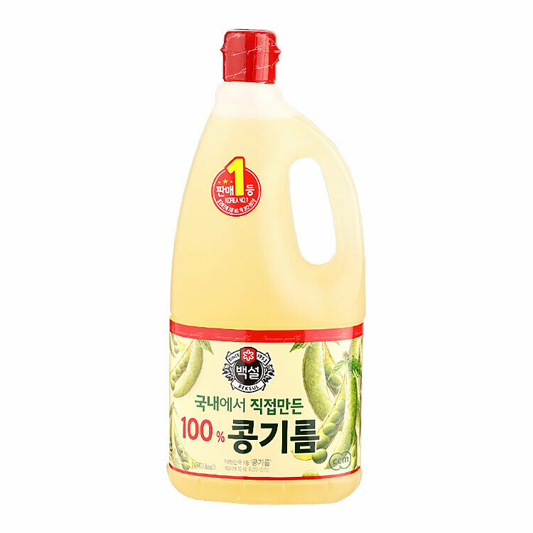 CJ  Soybean Oil (60.86 Fl. Oz)