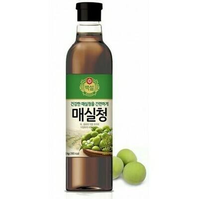 CJ  Plum Flavored Extract  (2.2 LBS)