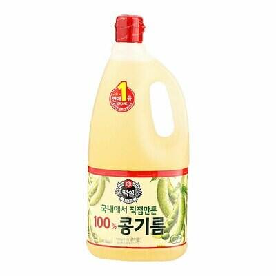 CJ  Soybean Oil (60.86 Fl. Oz)