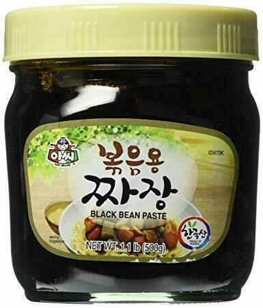 Assi Black Bean Paste (1.1 LBS)