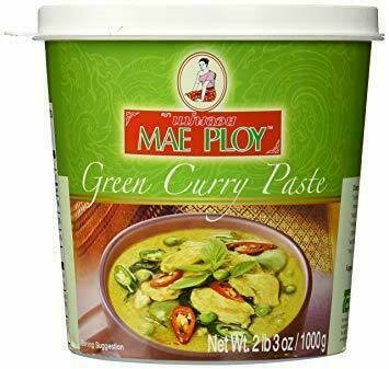 Mae Ploy Green Curry Paste (15 Oz)