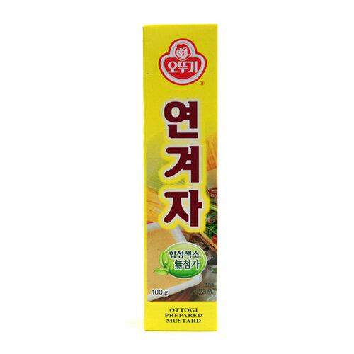 Ottogi Prepared Mustard  (3.52 Oz)