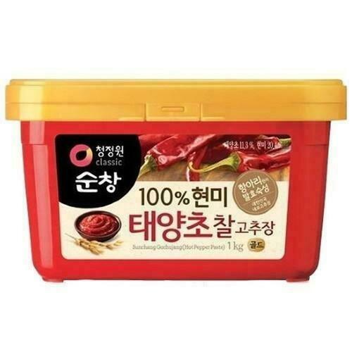 ChungJungOne Hot Pepper Bean Paste   (2.2 LBS)