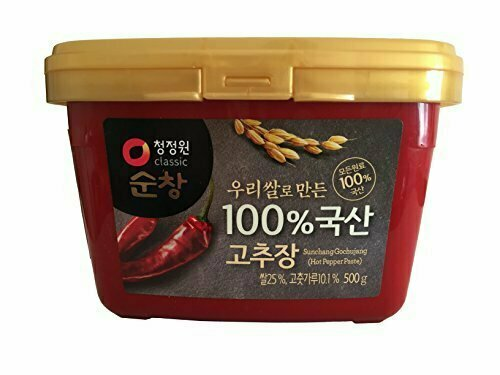 ChungJungOne Hot Pepper Paste  (1.1 LBS)
