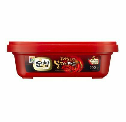 ChungJungOne Hoy Pepper Bean Paste Very Hot (7.05 Oz)