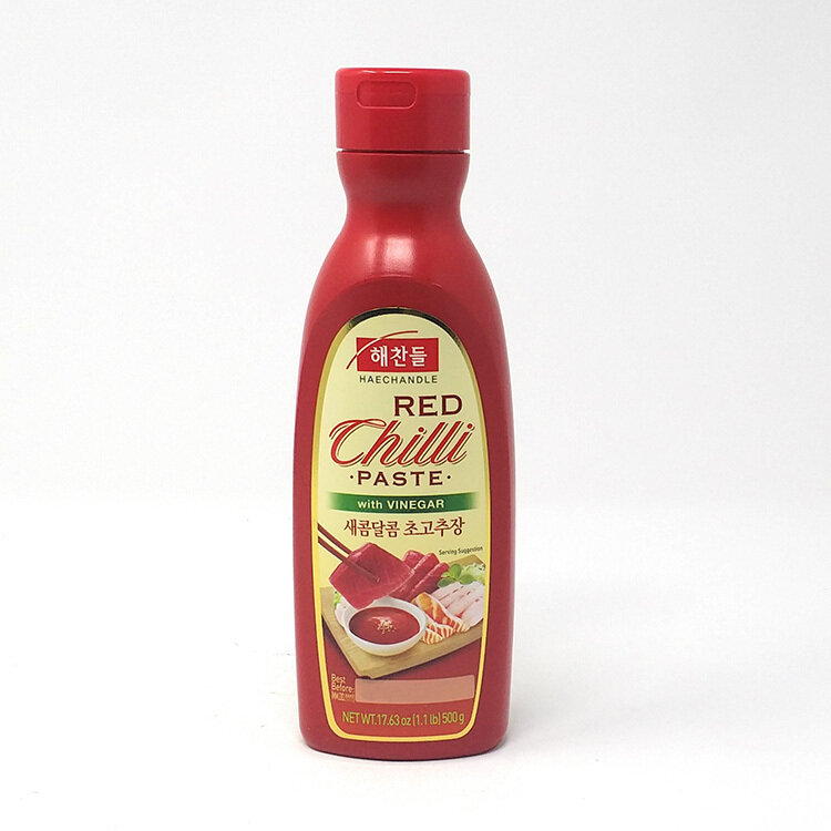 CJ Red Chili Paste with Vinegar (10.58 Oz)