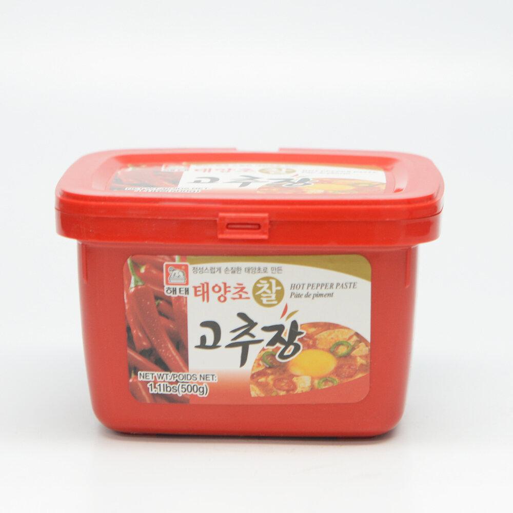 HaeTae Hot Pepper Paste  (1.1 LBS)