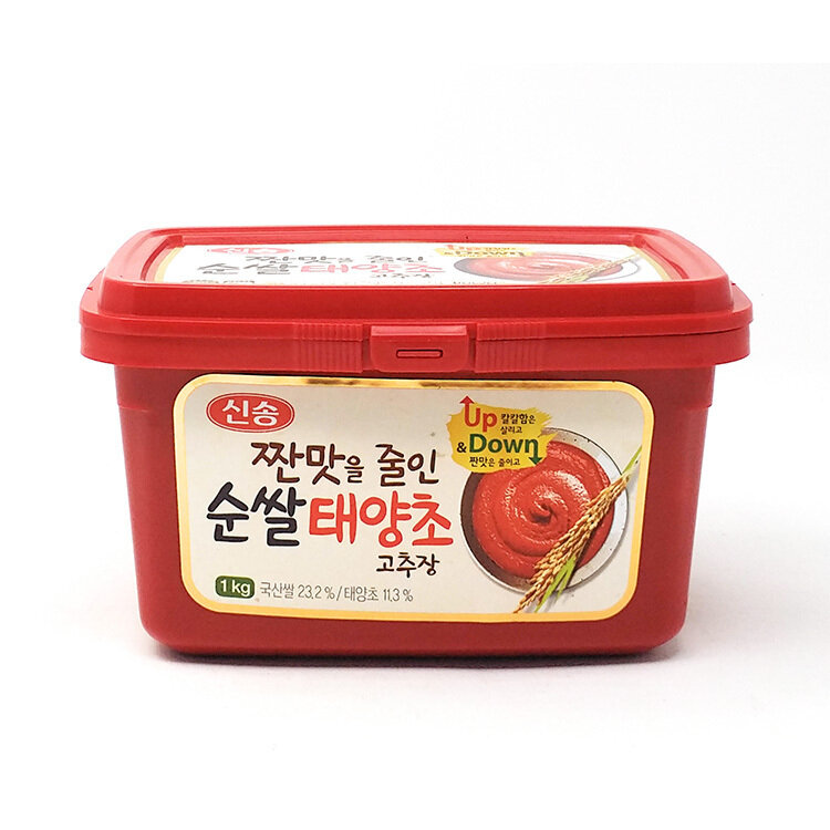 Jayone Hot Pepper Paste (2.2 LBS)
