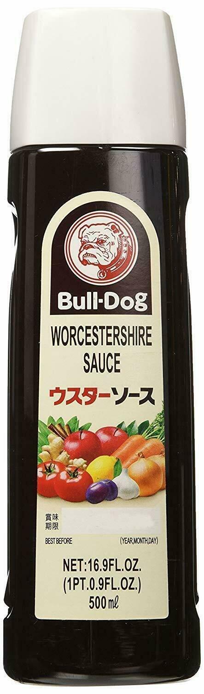 Bull-Dog Worcestershire Sauce  (16.9 Fl. Oz.)