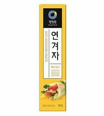 ChungJungOne Hot Mustard Paste  (0.21 LBS)