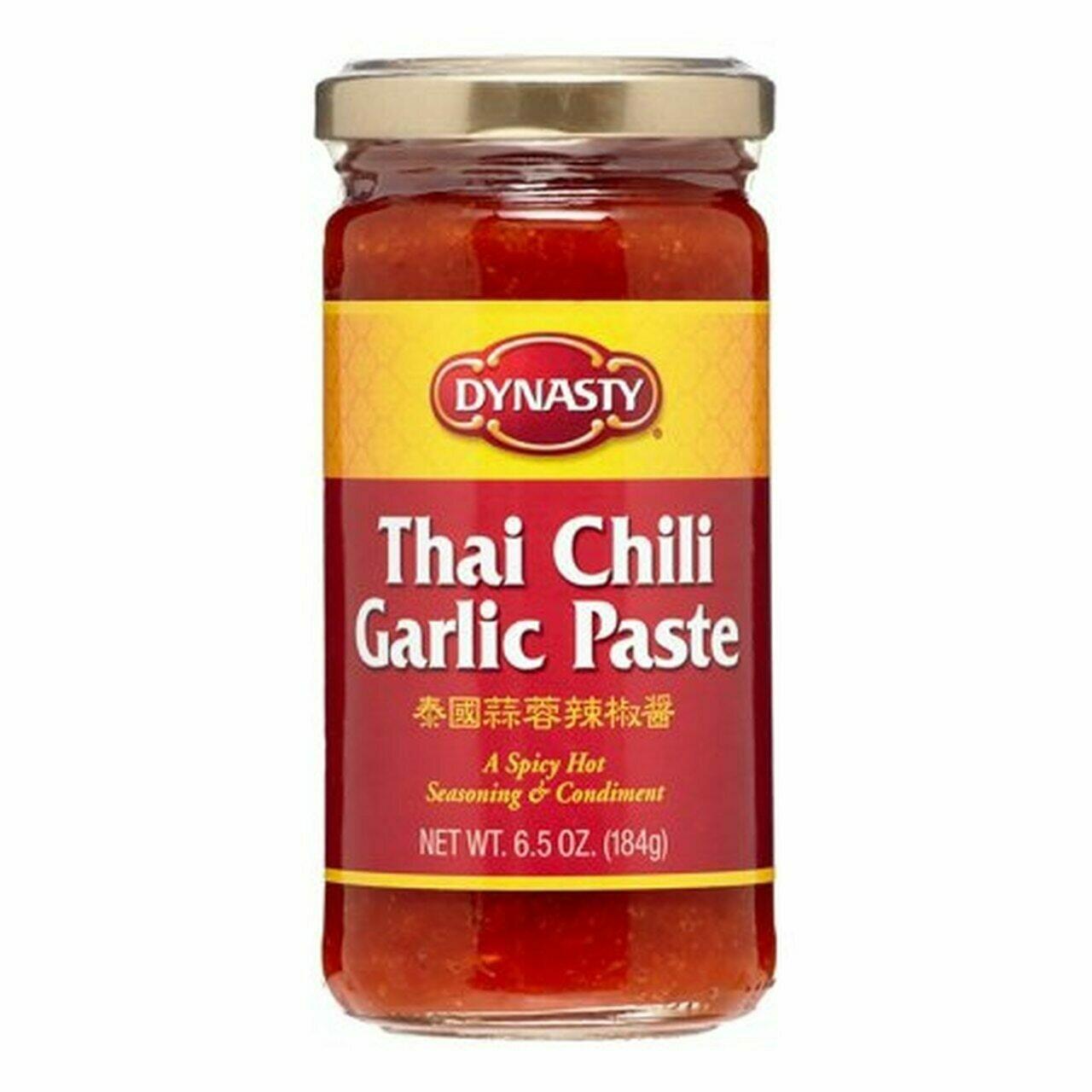 Dynasty Thai Chili Garlic Paste (6.5 Oz)