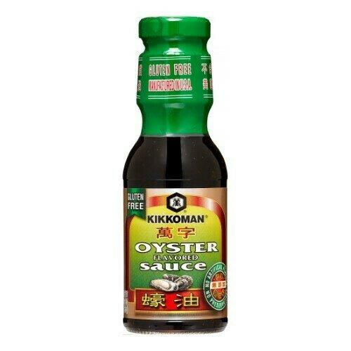 Kikkoman Oyster Flavored Sauce - Green Label (12.6 Oz)