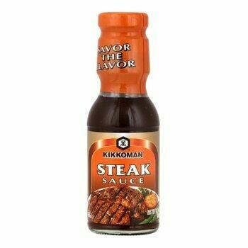 Kikkoman Oyster Flavored Sauce - Red Label (12.6 Fl. Oz)