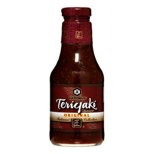 Kikkoman Teriyaki Sauce Original (20.5 Fl. Oz)
