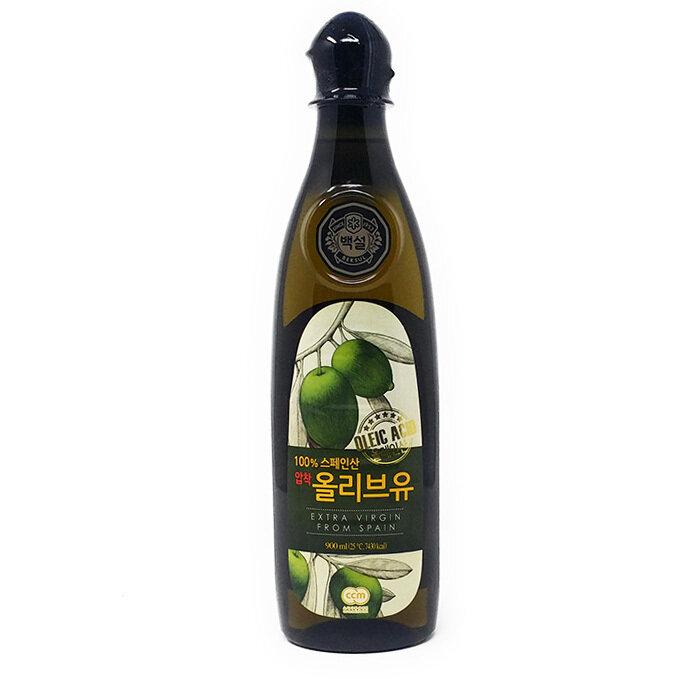 CJ Olive Oil-Extra Virgin (30.43 Fl. Oz)