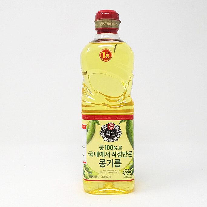 CJ Soybean Oil (30.43 Fl. Oz)