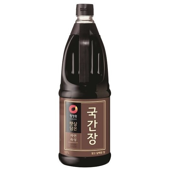 ChungJungOne Soy Sauce for Soup (57.48 Fl. Oz)